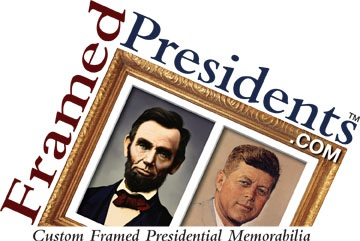 Framed Presidents Gift Items