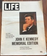 Kennedy Life Magazine Edition