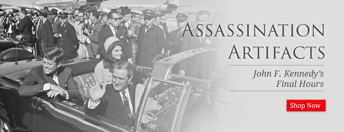JFK Assasination Artifacts