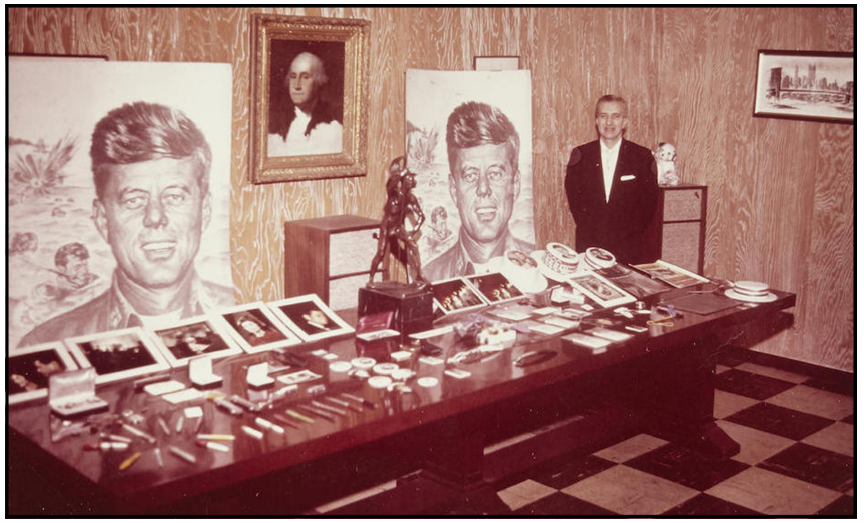 Frank Allen Orofino JFK Collectibles